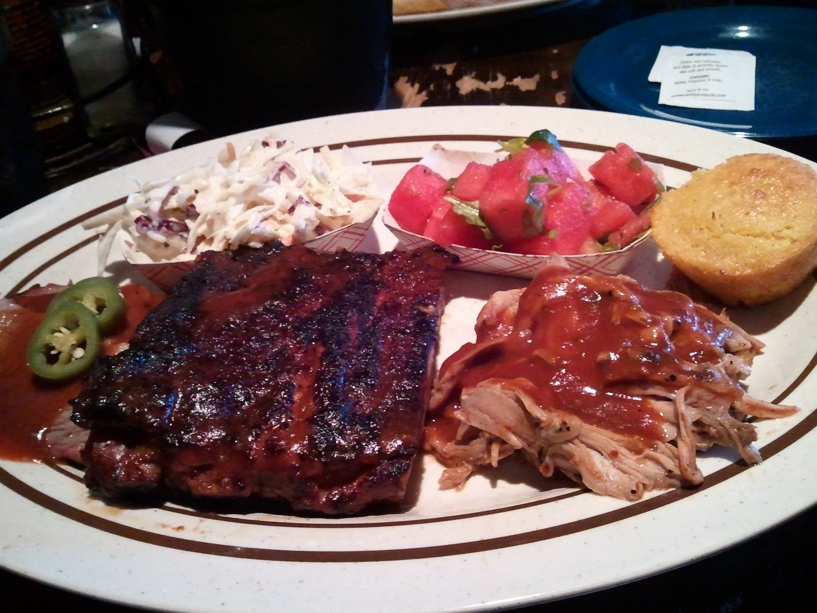 Dinosaur barbecue | Blue State BBQ